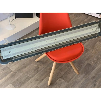 PROFI kovové svítidlo MAH-LED-236-MET-BG-7332 120cm