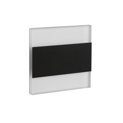 LED schodišťové svítidlo TERRA LED B černá