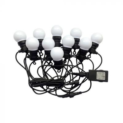 LED řetěz VT-70510 10x0,5W délka 5m
