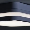LED stropní svítidlo BENO LED 18W L-GR