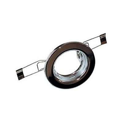 Kulatý rámeček pro žárovky 50mm, MR16,GU10