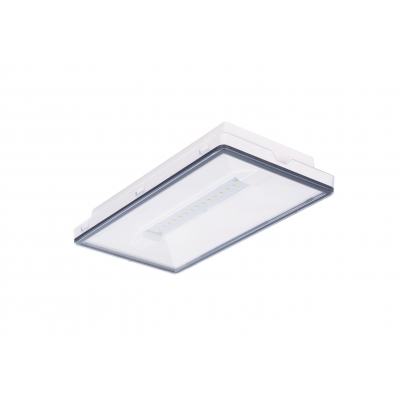 Nouzové LED svítidlo Vella 650 12W IP65 2h M/SA AT