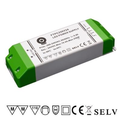 Napěťový zdroj 250W 24V 10,4A FTPC250V24 POS