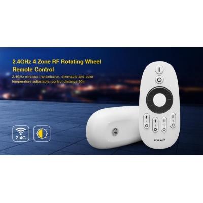 Mi-Light FUT006 ovladač pro jednobarevné LED pásky 4 zóny