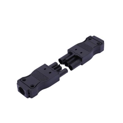 3 kolíkový konektor 896 IP20 16A Plug and Play