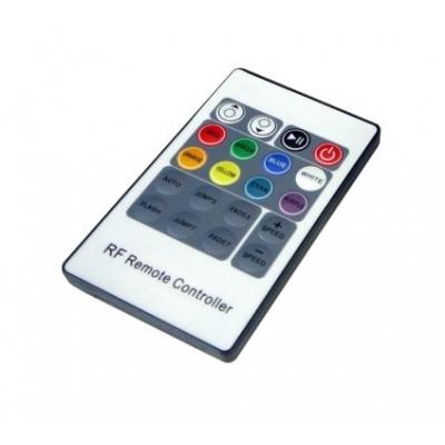 LED RGB RF kartový dálkový ovladač 20 tlačítek
