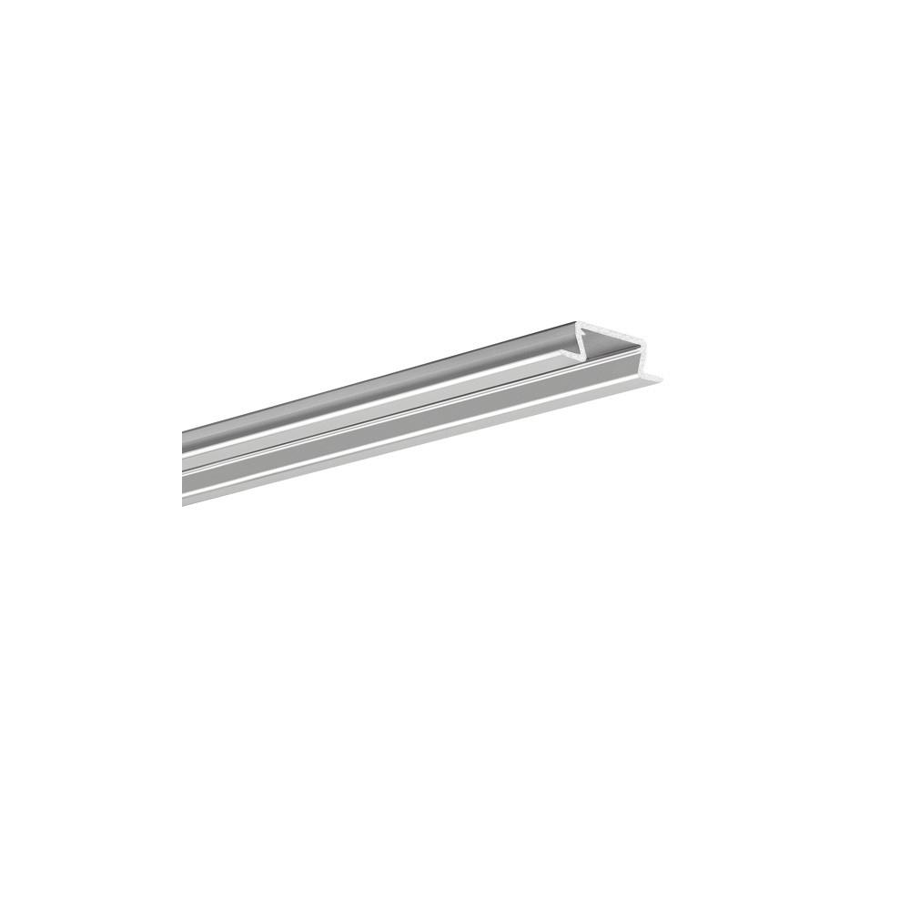Vestavný LED profil MICRO-NK anoda