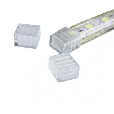 Krytka/konec LED pásku V3 3,5W 5W 7W 230V