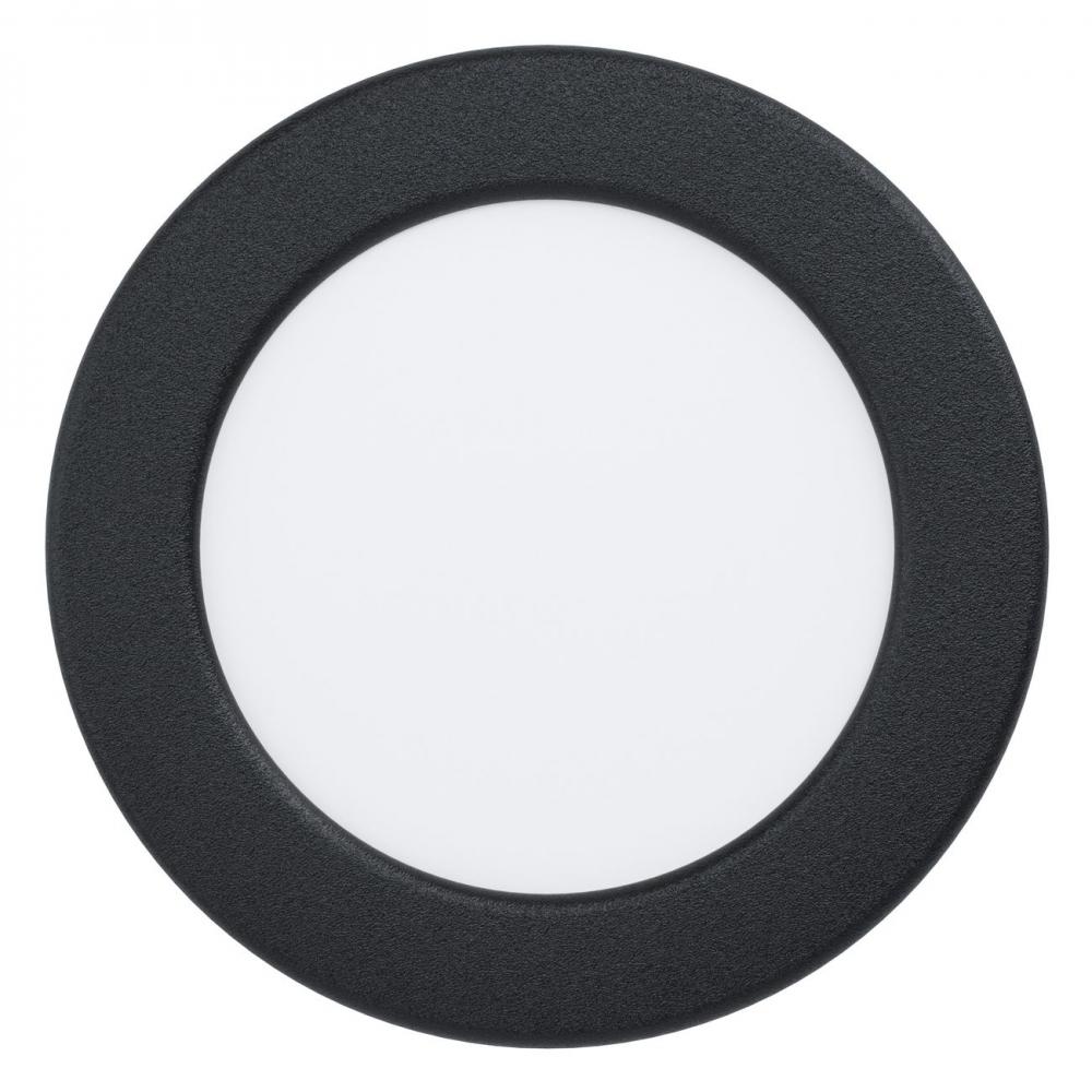 Kulaté podhledové svítidlo 5,5W FUEVA 5 EGLO černá