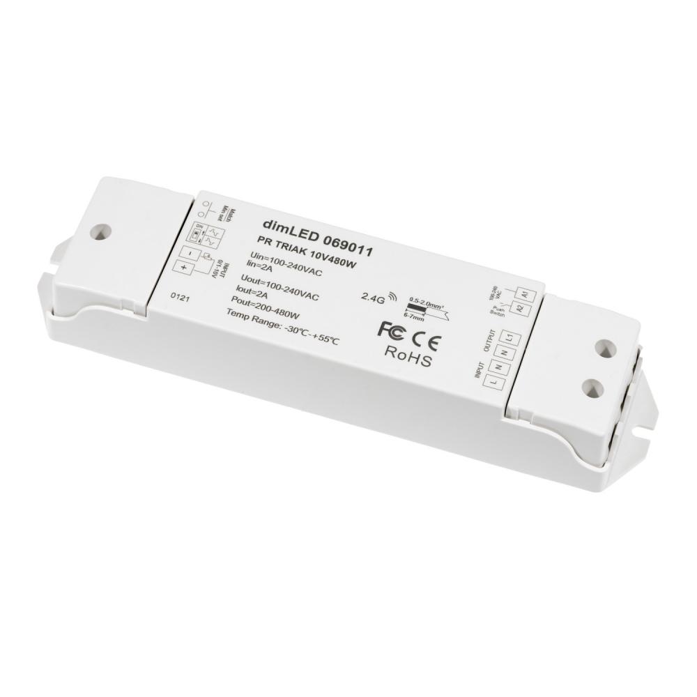 dimLED stmívač TRIAK PR 10V480W