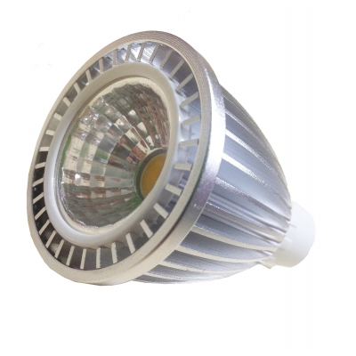 LED žárovka LEDme 7W GU10 CRI80 teplá bílá