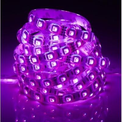 LED pásek RGB vodotěsný 14.4W/m  12V IP68
