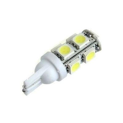 Led auto žárovka T10 12V 2,5W studená bílá