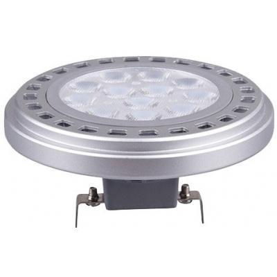 LED žárovka 12W AR111 12V teplá bílá
