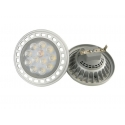 LED žárovka LEDme AR111 12V teplá bílá