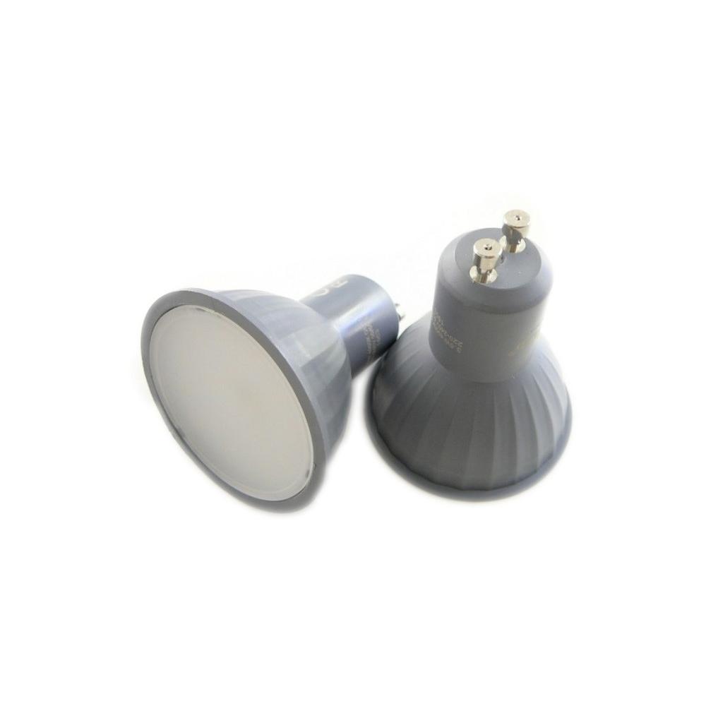 LED žárovka EL GU10 3.5W CRI80 teplá bílá