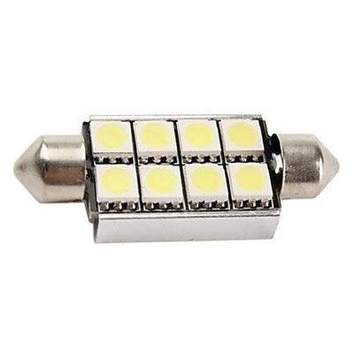 LED auto žárovka SV8.5-8 10-14V 3.5W 41mm sufit