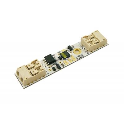Dotykový LED vypínač/stmívač se svorkami do LED profilu