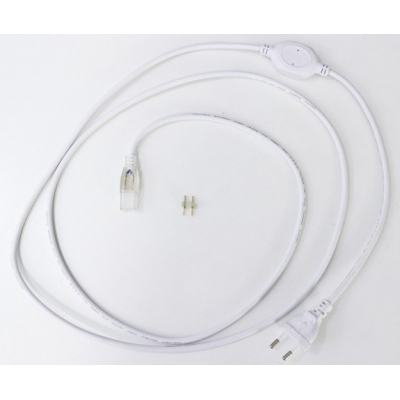 Napájecí kabel V3 200cm LED pásku 230V 3,5W, 5W a 7W