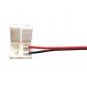 Propojka 16cm pro LED pásek 8mm 1 barva