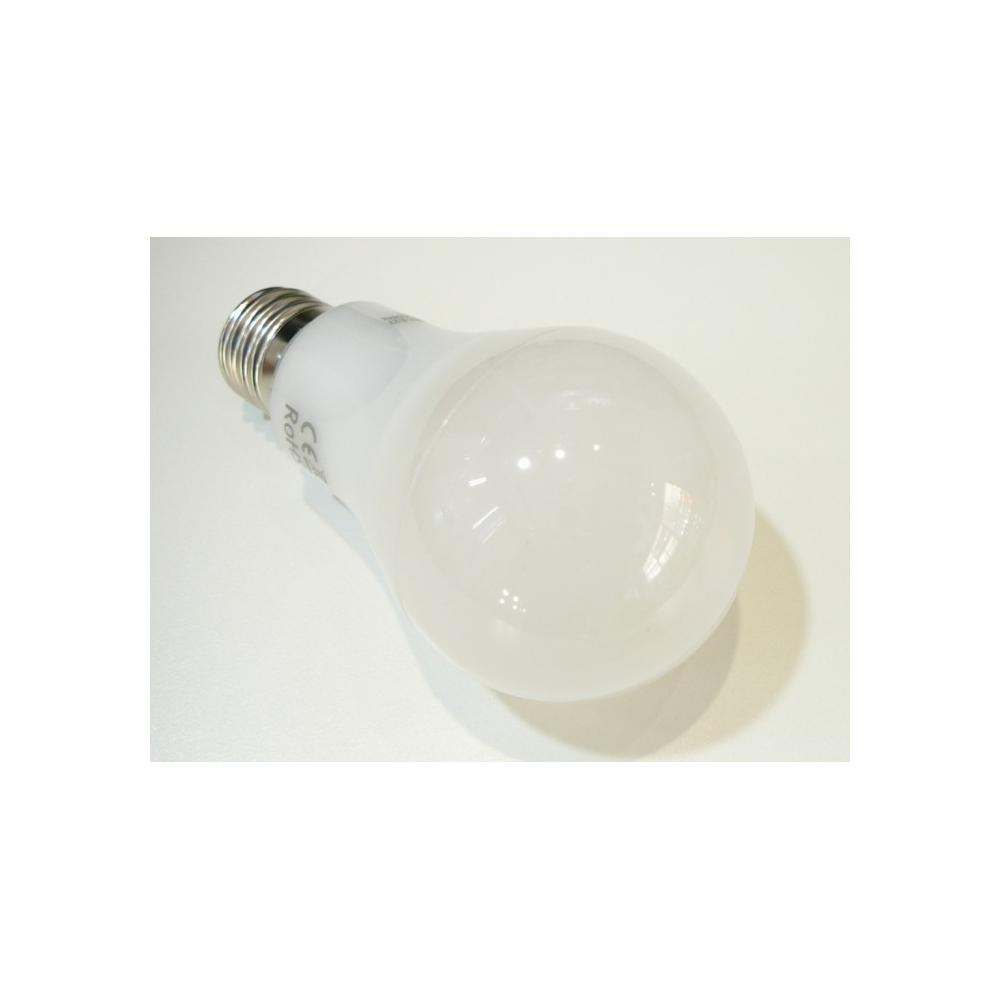 LED žárovka 12W E27 R12 studená bílá