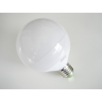 LED žárovka E27 LU 12W teplá bílá