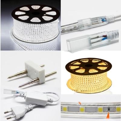 LED pásek LEDme 7W 230V3-120 studená bílá 1m
