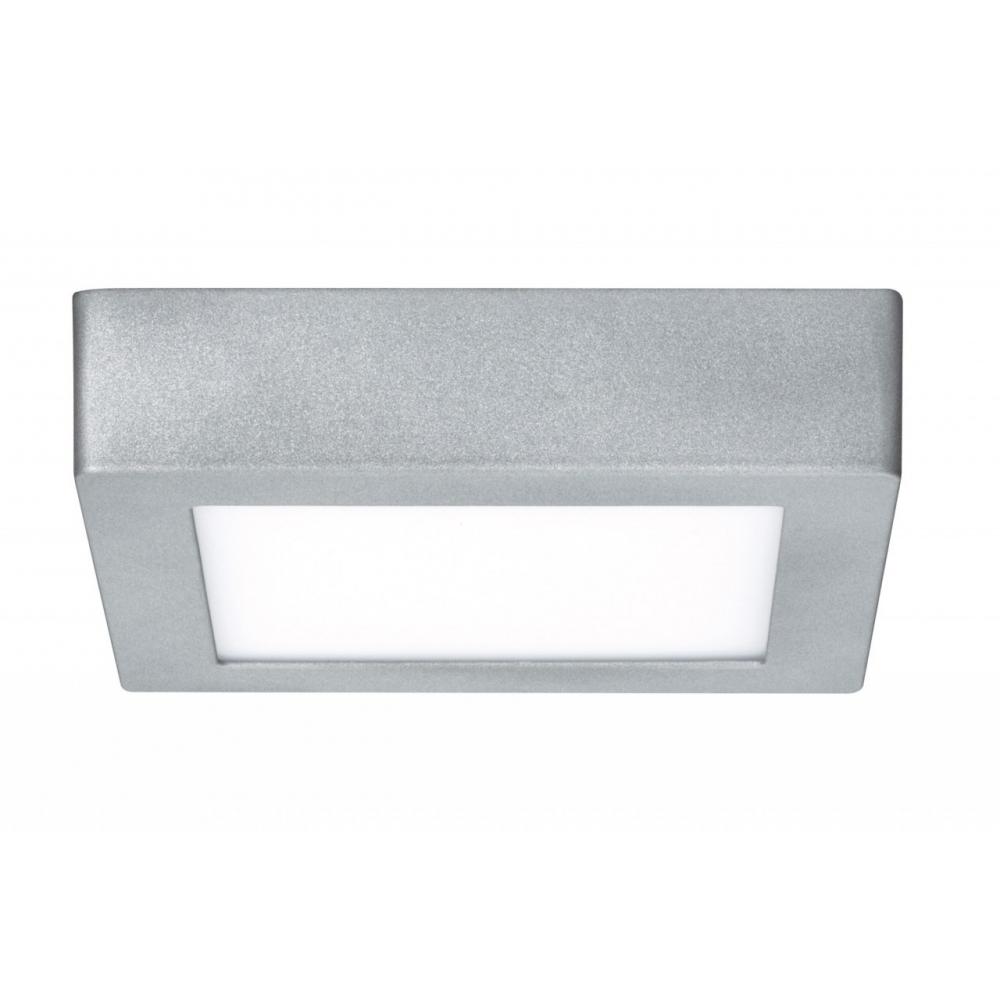 LED stropní svítidlo Lunar 11W teplá bílá chrom