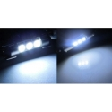 Led auto žárovka SV8.5-8 12V 1.3W sufit studená bílá