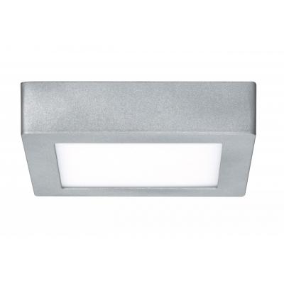 LED stropní svítidlo Lunar 15W teplá bílá chrom