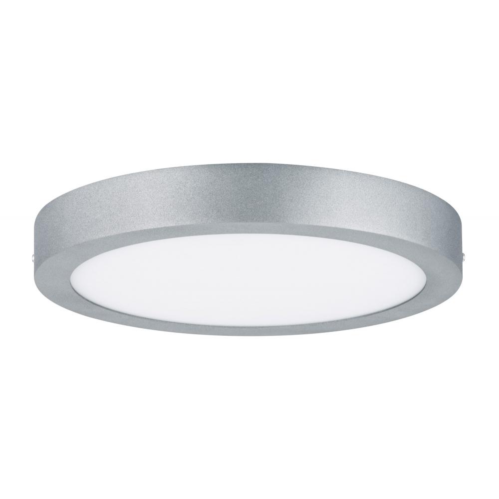 LED stropní svítidlo Lunar 17W teplá bílá kulaté