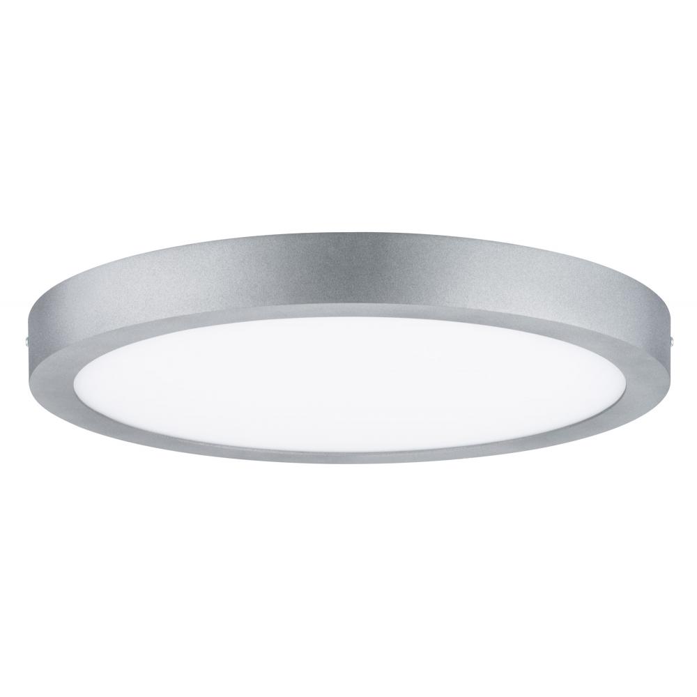 LED stropní svítidlo Lunar 22W teplá bílá kulaté