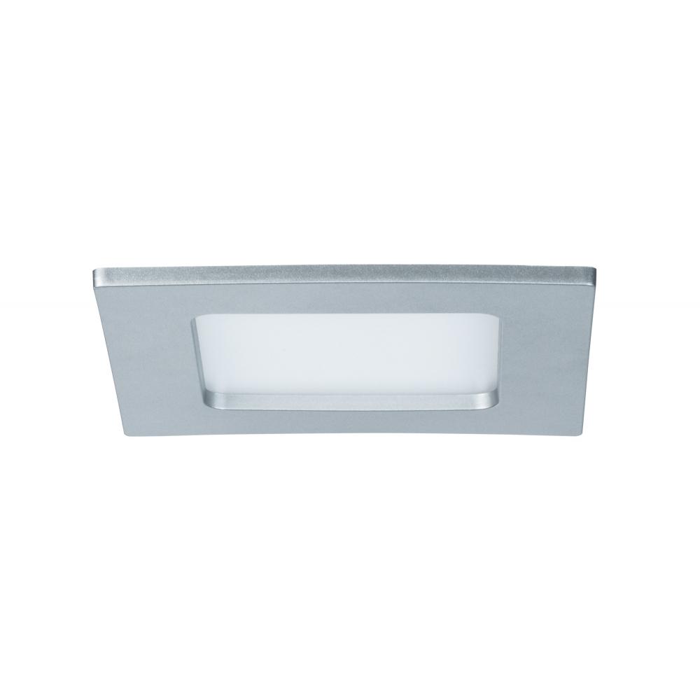 LED zápustné IP44 svítidlo 6W teplá bílá