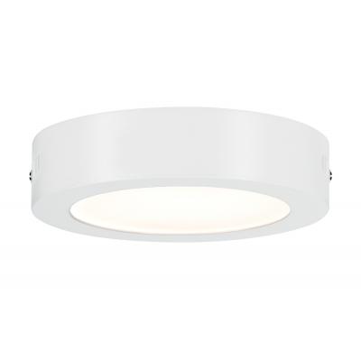 LED svítidlo stropní Lunar bílé 11W kulaté teplá bílá