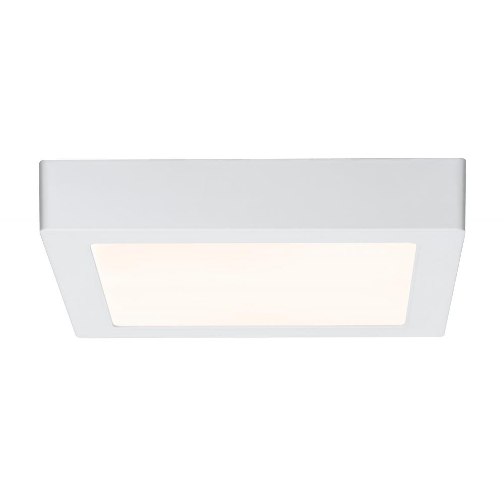 LED svítidlo stropní Lunar bílé 15,4W  teplá bílá