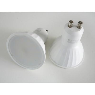 LED žárovka GU10 5W denní bílá