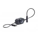 LED stmívač M1 jednokanálový černý