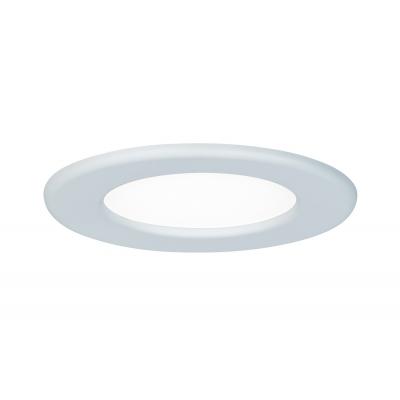 LED podhledové svítidlo bílé kulaté 6W IP44