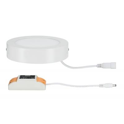 LED stropní svítidlo Lunar 11W kulaté matná bílá