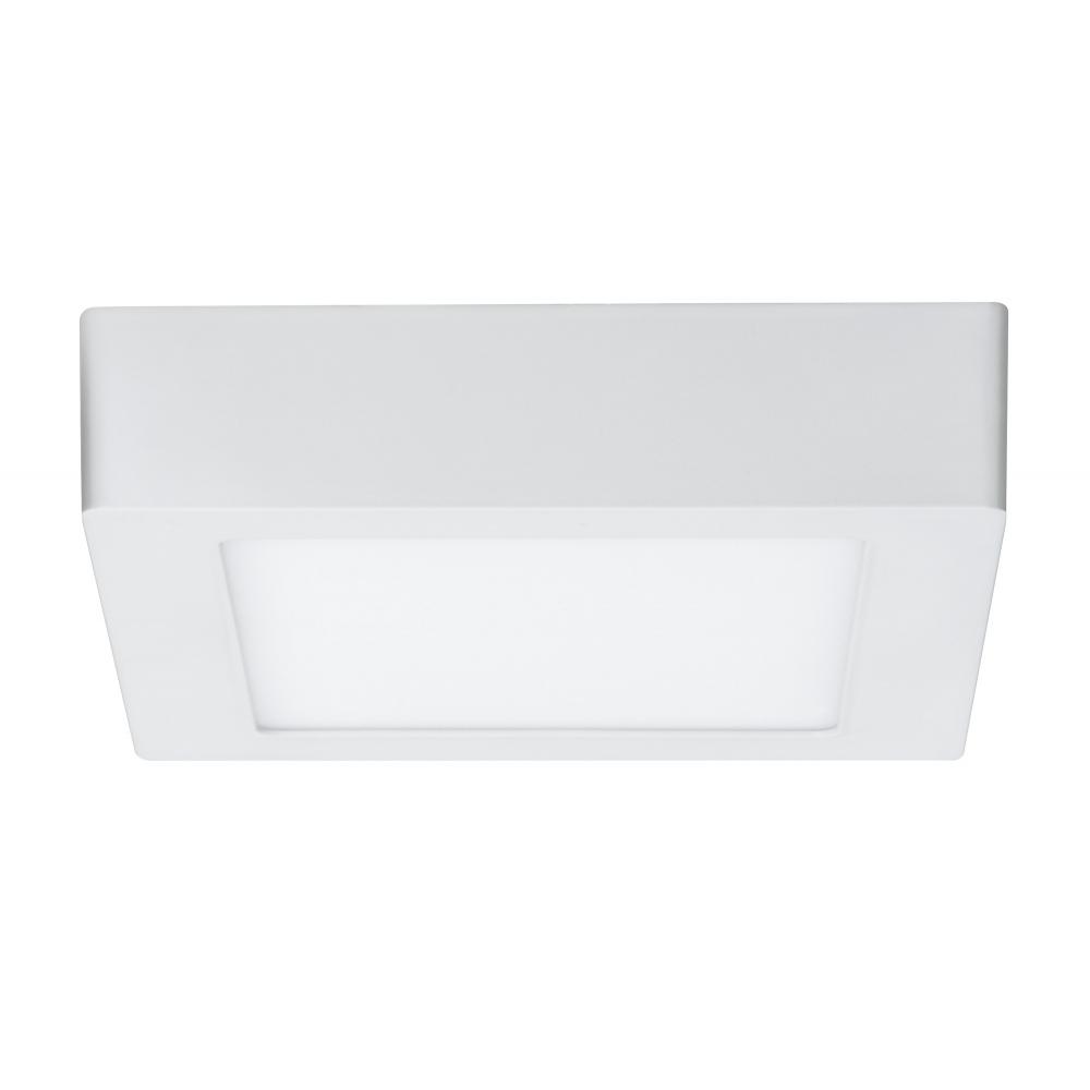 LED svítidlo stropní Lunar bílé 11W  teplá bílá