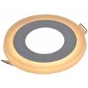 LED podhledové svítidlo Rondo Duo 2v1