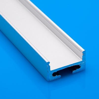 Nástěnný hliníkový LED profil CT k zavěšení