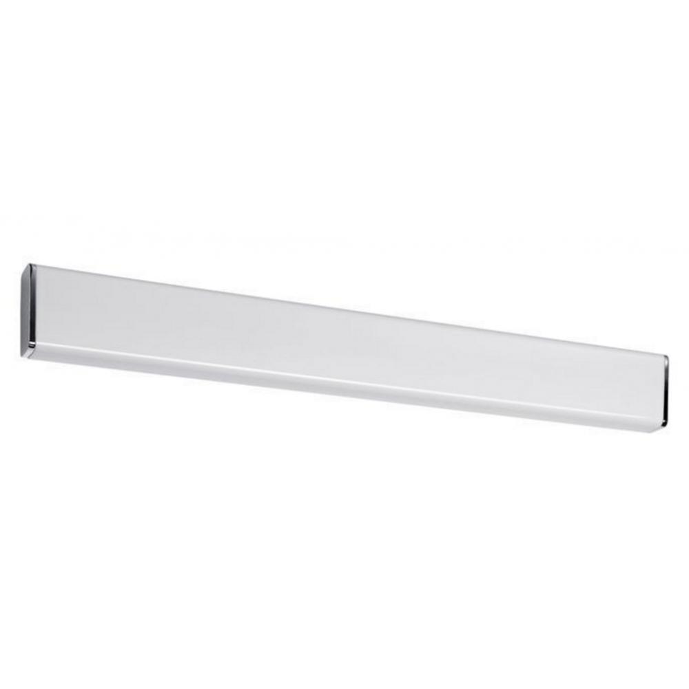 Nástěnné LED svítidlo Nembus IP44 9W kov - chrom, akrylát