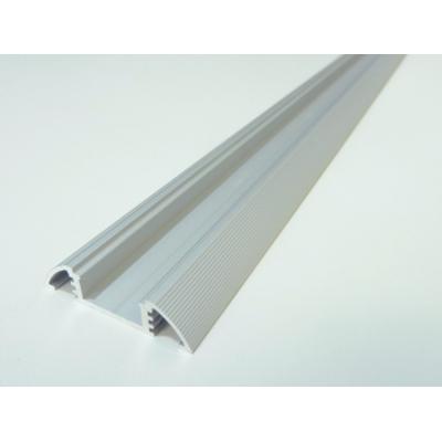 Nástěnný hliníkový LED profil 6