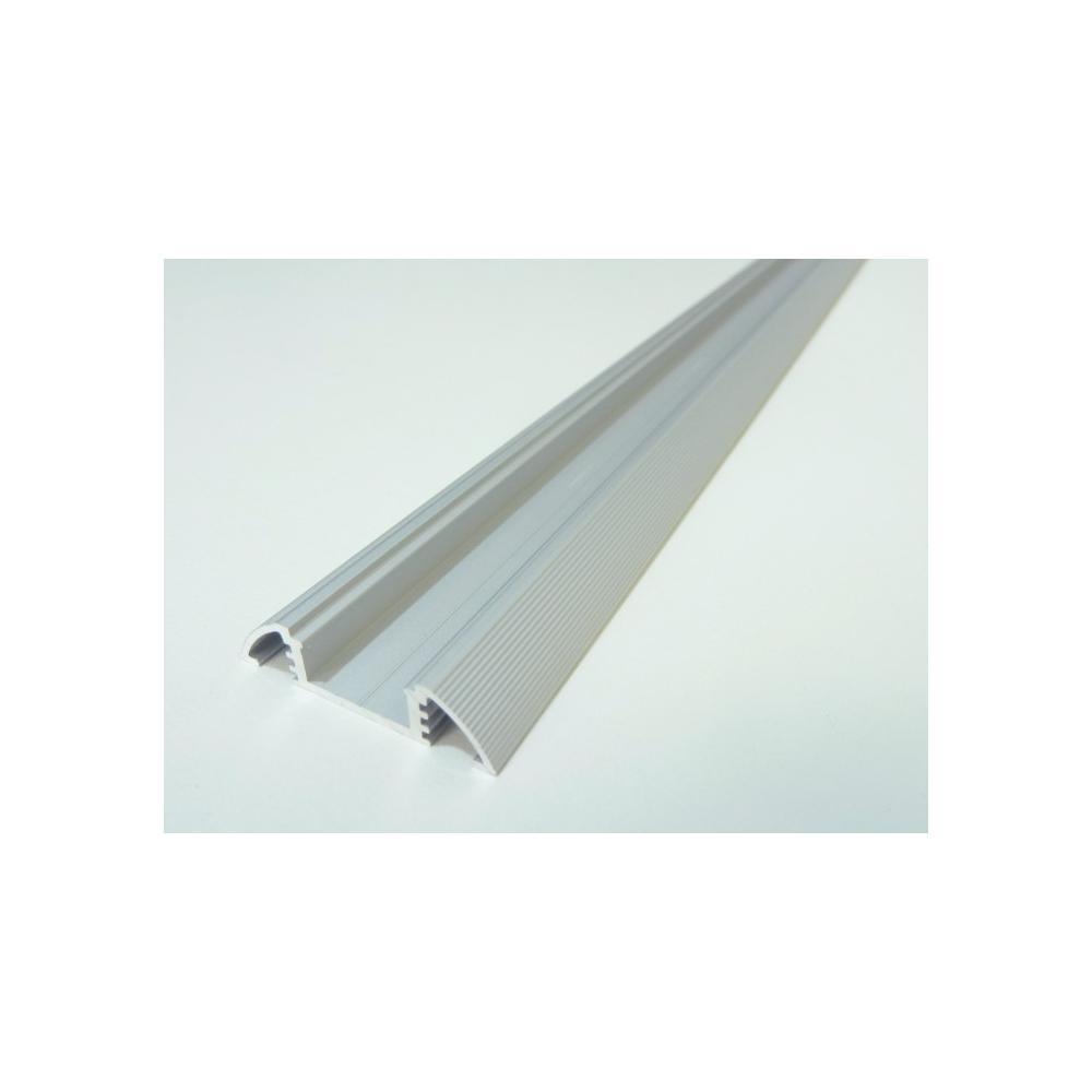 Nástěnný hliníkový LED profil 4