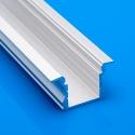 Vestavný hliníkový LED profil High Wide