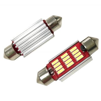 LED auto žárovka SUFIT SMD 5W  jednostranná 13x36