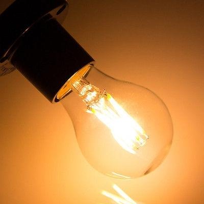 LED žárovka FILAMENT 8W E27 stmívatelná