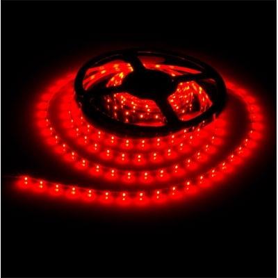 LED pásek LEDme 5W red/červený IP65 1m