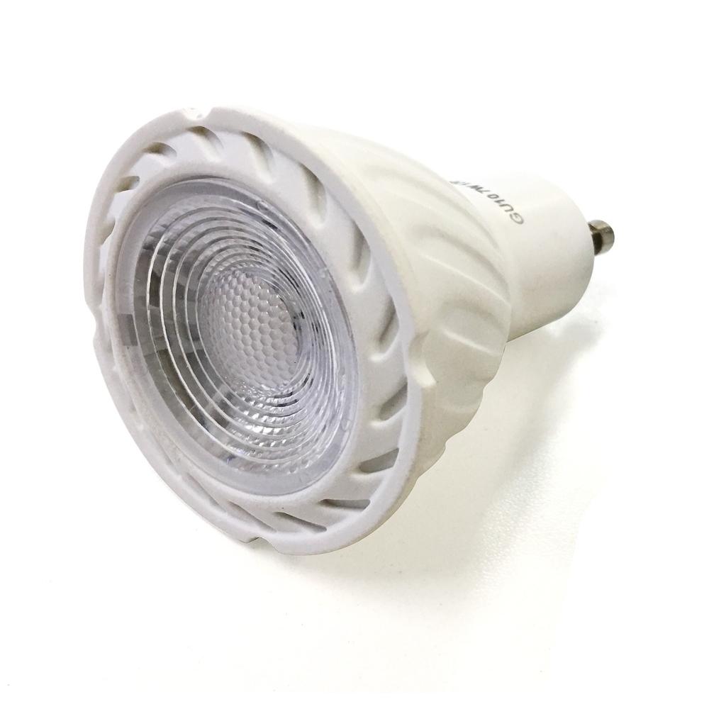 LED žárovka LEDme GU10 7W denní bílá